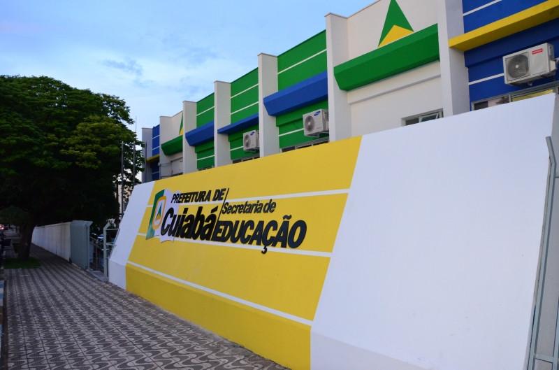 Educação de Cuiabá-MT receberá mais de 2 mil servidores (Foto: Divulgação)