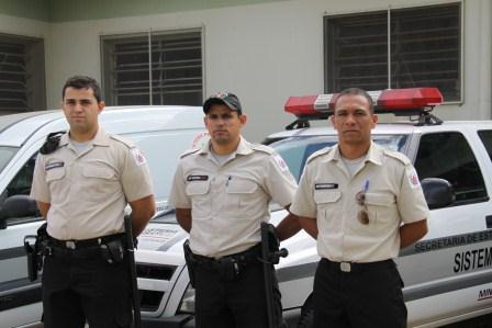 Policiais penais MG