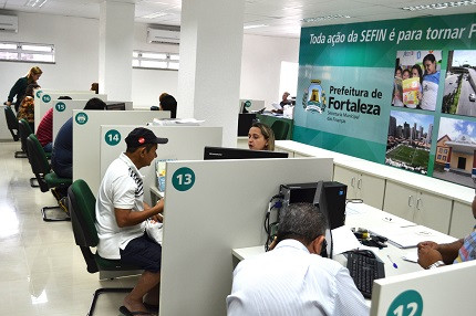 Concurso Sefin Fortaleza é confirma (Foto: Prefeitura de Fortaleza-CE)