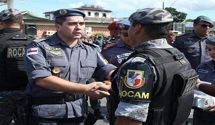 segurança do Amazonas terá mais de 8 mil vagas