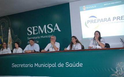 Secretaria Municipal de Saúde de Manaus