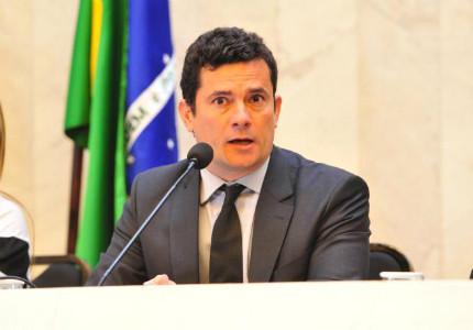 Ministro Sergio Moro confirma 1.200 chamadas no concurso PF (Foto: Divulgação)