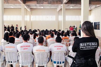 Concurso Sesipe-DF: MP recomenda contratação de agente penitenciário