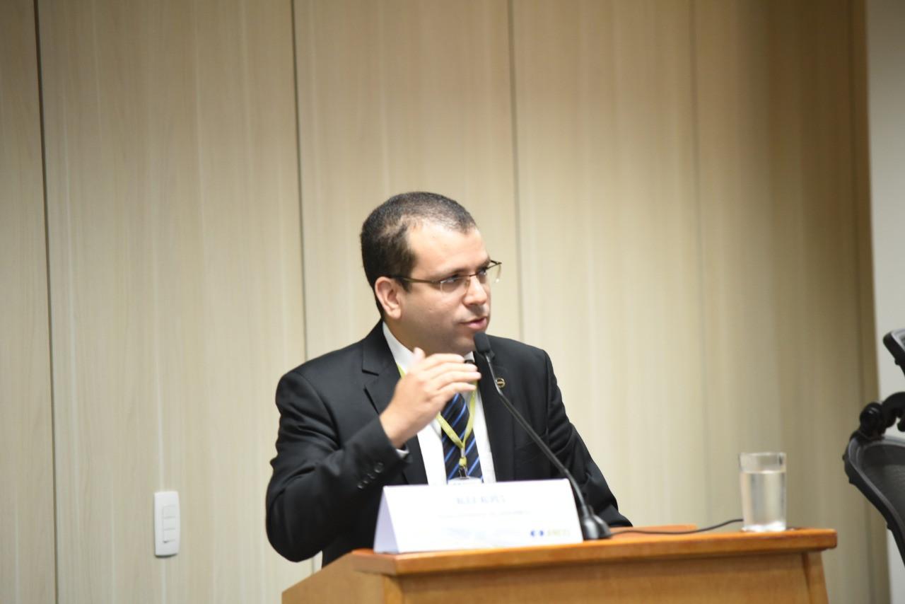 Superintendente de RH da Aneel, Alex Alves (Foto: Divulgação)