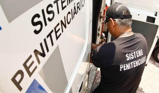 Agente penitenciário no Pará