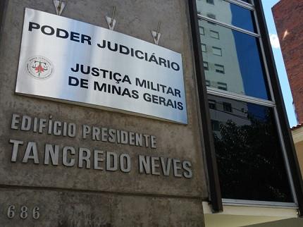 Sede do Tribunal de Justiça Militar de Minas Gerais