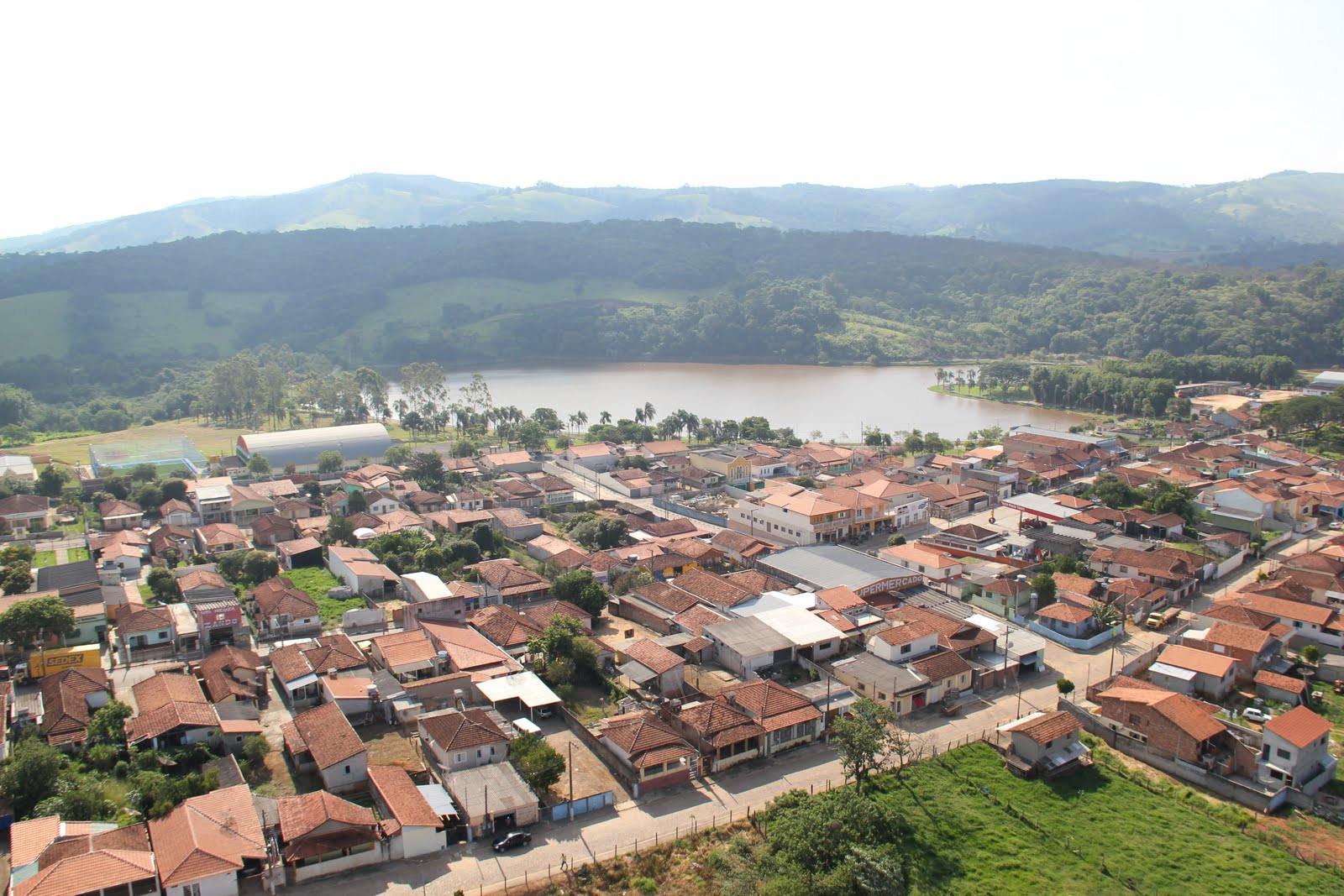 Município de Tuiuti fica localizado a 100 km da capital paulista