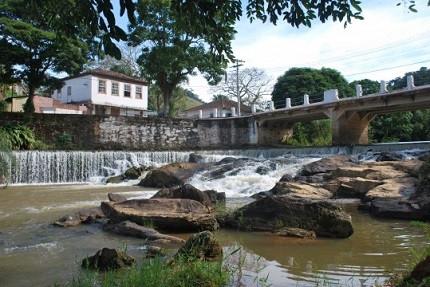 Município de Valença, no Rio de Janeiro (Foto: Divulgação)
