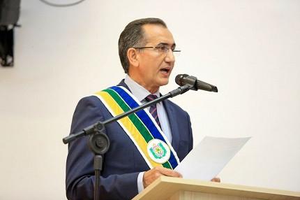 Waldez Góes confirma concursos na segurança (Foto: Marcelo Loureiro/Secom)