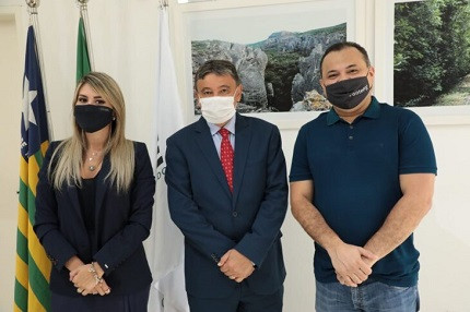 Wellington Dias quer autorizar concurso Agrespi (Foto: Governo do Piauí)