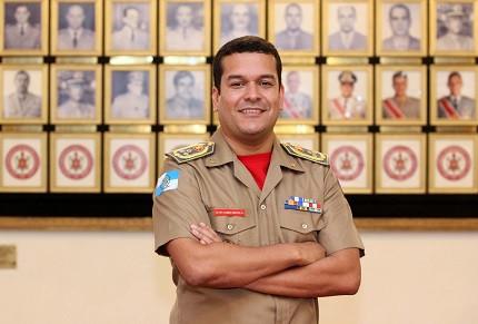 Comandante confirma concurso Bombeiros RJ (Foto: CBMERJ)