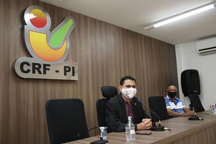 Sai edital do concurso CRF PI 2021 (Foto: CRF PI)