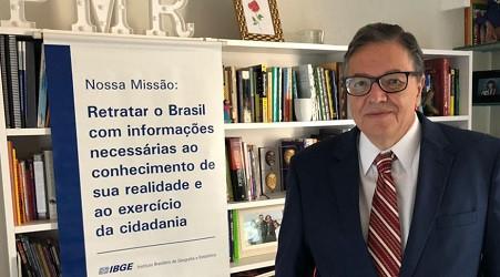 Presidente defende concurso IBGE e Censo em 2021 (Foto: Acervo IBGE)