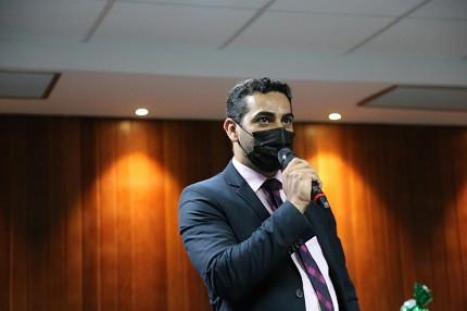 Diretor de Gestão de Pessoas fala sobre o concurso INSS (Foto: Divulgação)