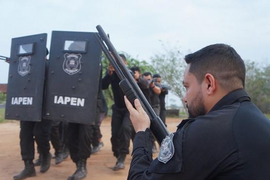 Concurso Polícia Penal AC está previsto (Foto: Agência Acre)