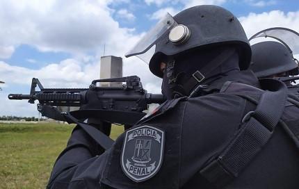 Concurso Polícia Penal PB está em estudo (Foto: Governo da Paraíba)