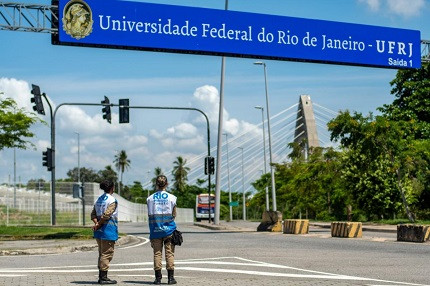 Concurso UFRJ terá 100 vagas para a área de Apoio (Foto: Artur Môes/Coordcom UFRJ)