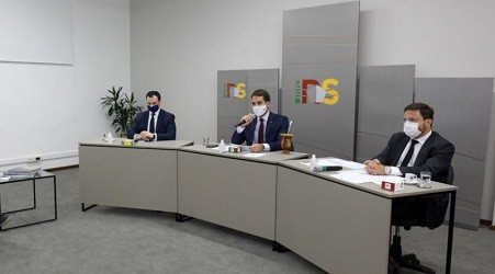 Governo RS anuncia concursos 2021 (Foto: Itamar Aguiar/Palácio Piratini)