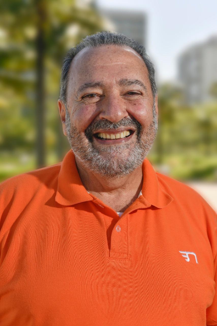 Candidato Fred Luz (Foto: Divulgação)