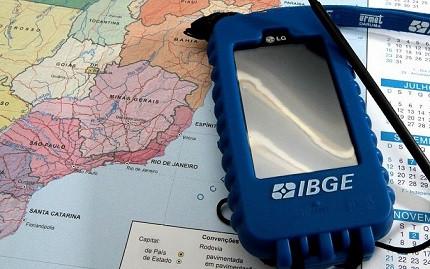 Concurso IBGE é aberto (Foto: Divulgação)