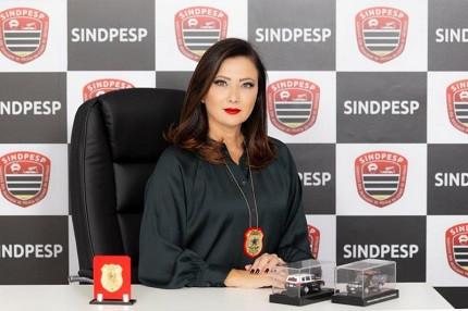 Raquel Gallinati, delegada da Polícia Civil de São Paulo