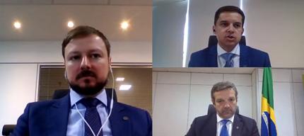 Secretários apresentam proposta da Reforma Administrativa em coletiva de imprensa online