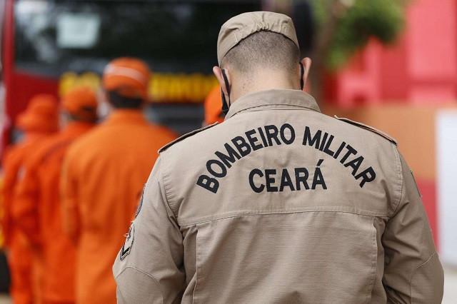 Concurso Bombeiros CE (Foto: Divulgação)