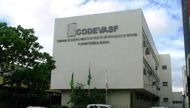 Codevasf terá provas no final de janeiro (Foto: Divulgação)