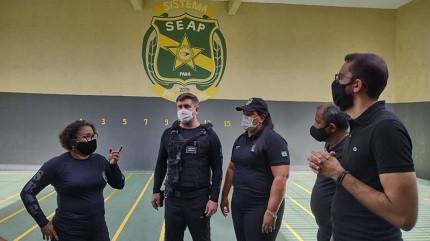 Agentes aprovados no concurso Seap PA