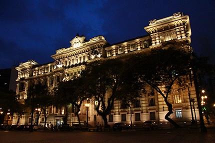 Sede do Tribunal de Justiça de São Paulo