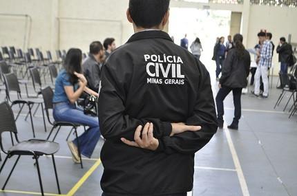 Policial civil de Minas Gerais