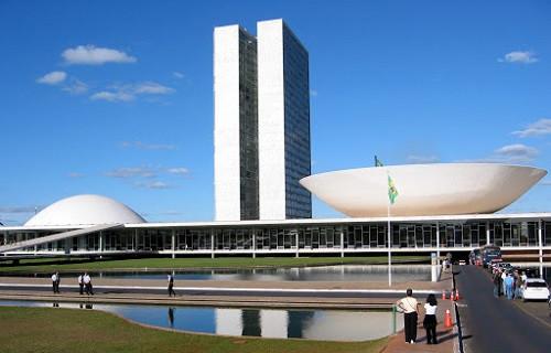 Congresso Nacional, em Brasília