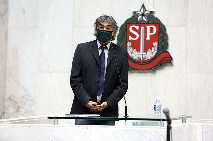 Deputado Carlos Giannazi cobra regulamentação da Polícia Penal de São Paulo