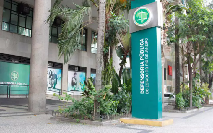 Sede da Defensoria Pública do Estado do Rio de Janeiro