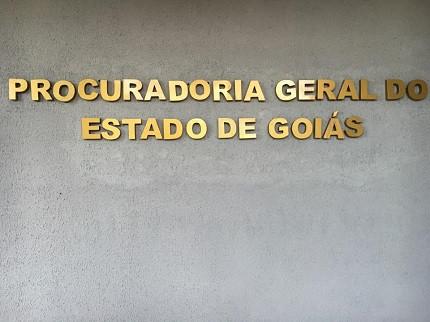 Sede da Procuradoria Geral de Goiás