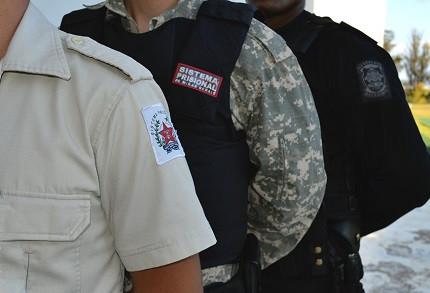 Agentes se segurança do Estado de Minas Gerais