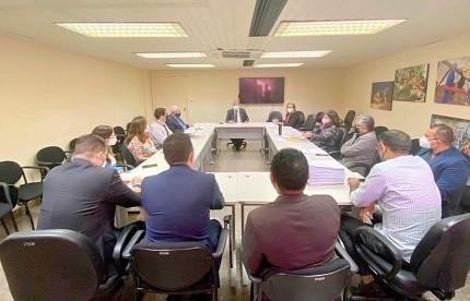 Reunião para concurso MP PA 2021