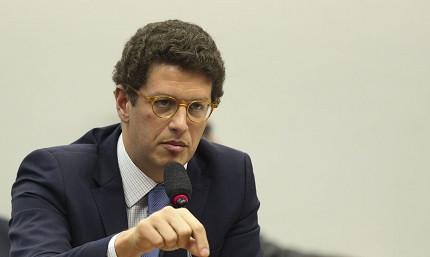 Advogado Ricardo Salles, ex ministro do Meio Ambiente