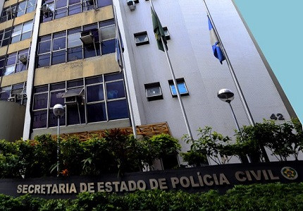 Sede da Polícia Civil do Rio de Janeiro