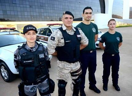 Agentes da Sejusp MG, aprovados em concurso