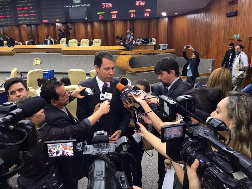 Presidente da Câmara (Foto: Divulgação)