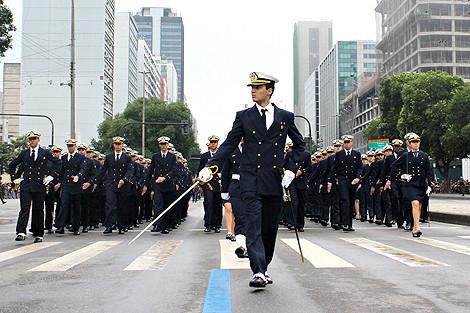 Marinha altera locais do exame de escolaridade (Foto: Divulgação)