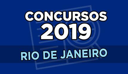 051a17be1315 Concursos 2019 RJ: mais de 3,9 mil vagas estão confirmadas! - Folha ...