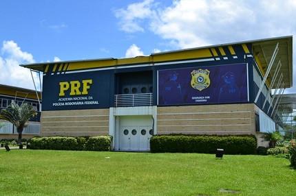 Curso de Formação é realizado na Academia em Florianópolis (Foto: Divulgação/PRF)