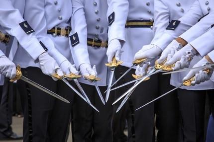 FAB realiza concurso para oficiais temporários (Foto: Cabo André Feitosa)