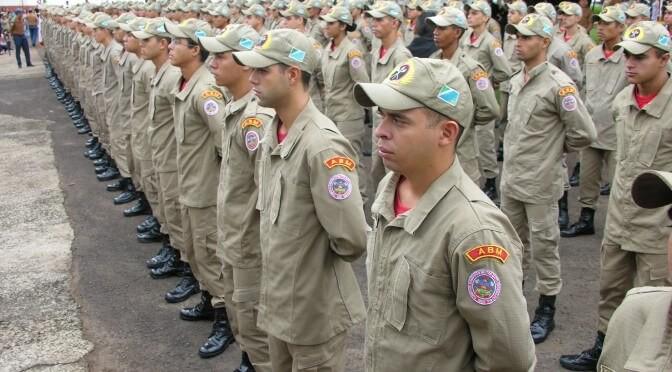 concurso Bombeiros-MS registra mais de 13 mil inscritos (Foto: Divulgação/Bombeiros-MS)