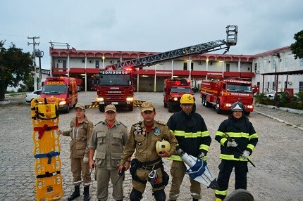 Bombeiros-AL (Foto: Divulgação/ CBM-AL)