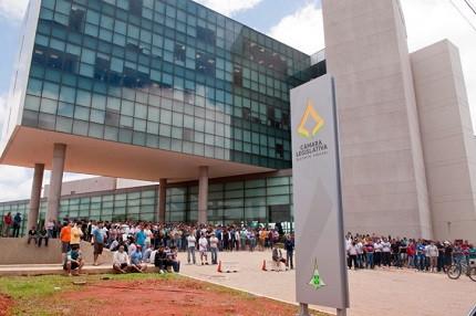 Concurso CLDF: Câmara apura vazamento e confirma quinto edital
