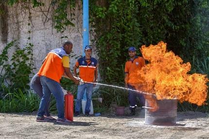 Defesa Civil de Maricá (Foto: Elsson Campos/ Prefeitura de Maricá)