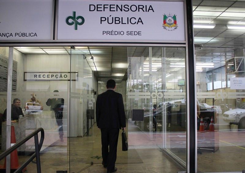 DPE-RS realiza concurso para defensores (Foto: Ascom)